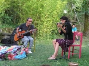 Festival Estasi Musicando F.Mesolella & Eva Alarte