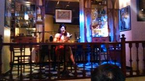 Café Zalacaín lectura Compás de espara